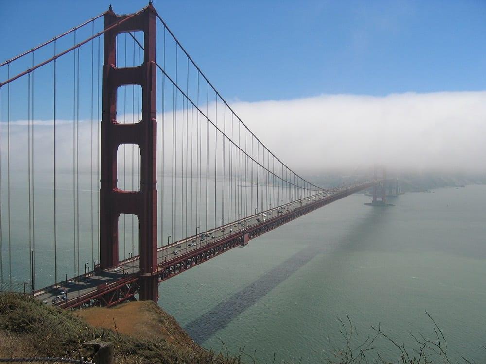 Golden Gate Bridge, San Francisco CA