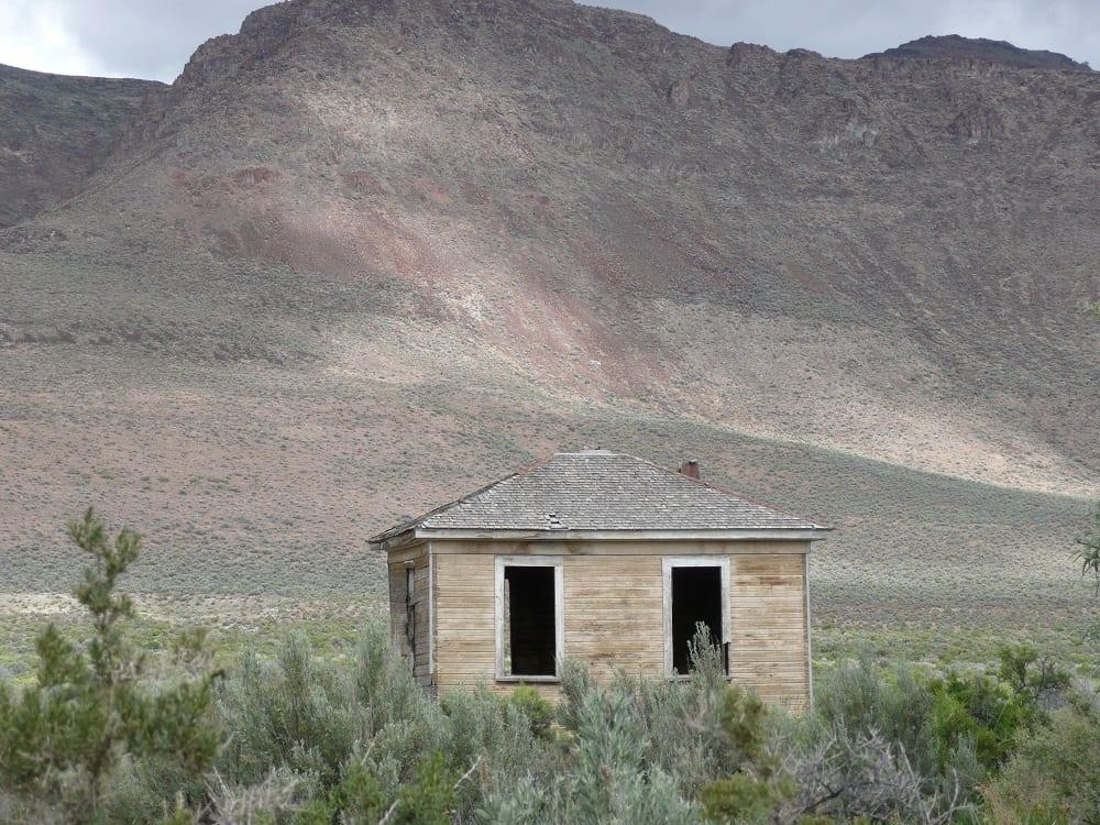 Smoke Creek Desert NV