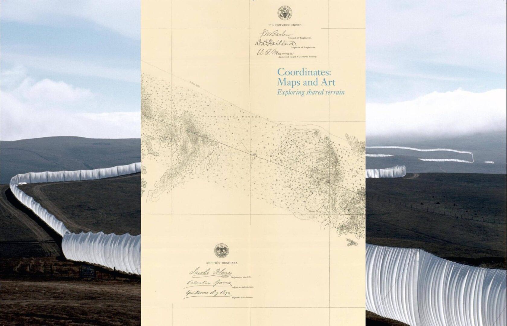 Coordinates book cover
